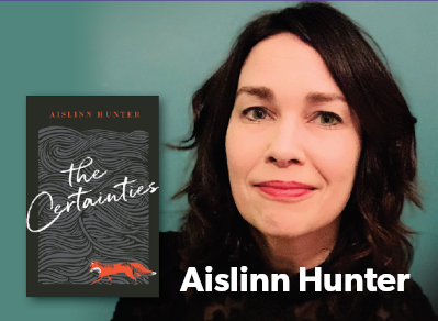 aislin hunter author book