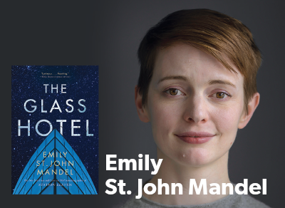 emily st john mandel author book