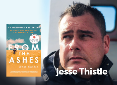 jessie thistle author book
