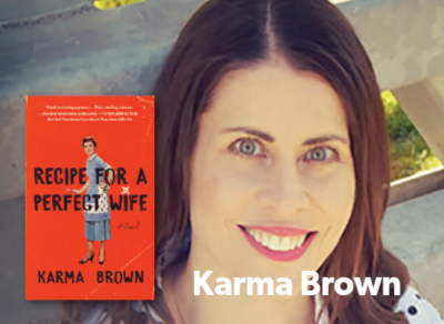 karma brown author book